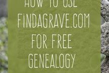 Family history/geneology