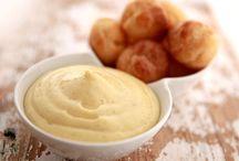 icing, cream & custard