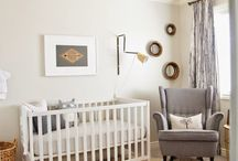 All Things Kids / Nursery ideas for baby!
