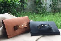 Italian Leather Bags and Accessories by GrippDC / Leather handbags and accessories from the GrippDC Collection made from 100% genuine Italian Leather.