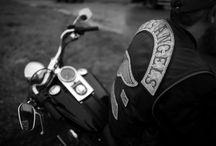 Biker!Dean