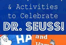 Read Across America/Dr.Seuss / by Liz Shapiro