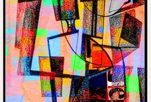my works / lavori digitali , fotografie e foto di  lavori miei