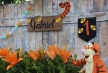 Festa Pooh/ Tigger
