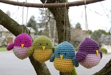 crochet touché / filled with fun projects I would like to make and tips because I need them ;-)
