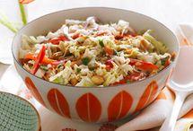 Yummy Salads & Dressings / by Britt Hill