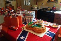 Blake's birthday party