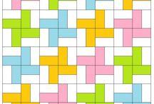 patchwork minta