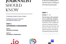 Be a journalist