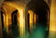 Paris Underground Sewers / Grottos and caverns