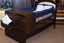 Bebés & Teens / En #PlacenciaMuebles encontrarás la mejor opción para amueblar desde el cuarto de tu futuro bebé hasta cualquier habitación para tus hijos.