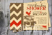 baby shower / by Tara Adams Rice