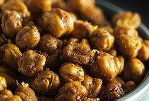 Spiced chickpeas