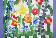 Inspiring elementary art ideas
