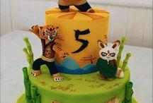 cake Kung Fu Panda