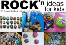 Kids craft / Little people fun