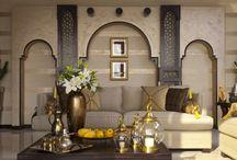 orientalische Fensterdeko