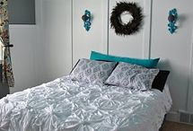 Create your bedroom / by Peggy Cook