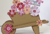 Terrific Templates / Fabulous inspiration on how you can use the terrific templates to make stunning cards.