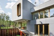 Fasade / Inspirasjon til husets eksteriør