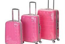 Kofferten bagger og vesker