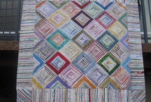 Quilt It~Selvages / by Janet Betts