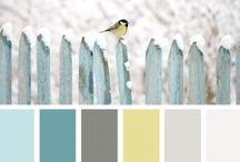 Paint colors / by Carmen Howell