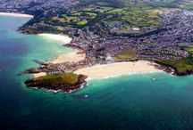 St. Ives, Cornwall. / My beautiful home town.