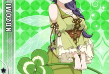 Nozomi Outfits