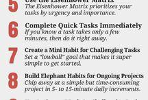 Procrastination (Overcoming It)