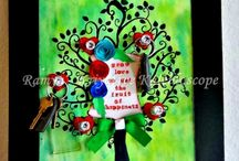 Recycle crafts / Hi here i will post tutorials of my crafts.. http://shilpakari.blogspot.com/2014/02/ice-cream-greeting-card.html