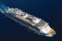 Royal Caribbean Oasis of the Seas / by Alex R. Flores
