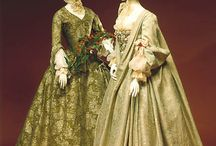 Older than 1750 / European clothing from before 1750.