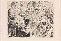 ART: max beckmann / (february 12, 1884 – december 27, 1950)
