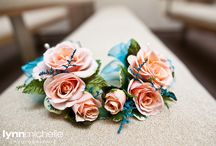 pastel florals and décor / A variety of beautiful pastels make up this amazing florals at a spring wedding at the Stonegate Mansion in Fort Worth.