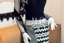 Myanmar clothes