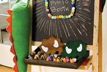 Kids Party Ideas / by Jennifer Gibbs