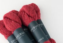 Shibui Knits | Pebble / Pebble: Light and soft, Pebble is a tweed flecked yarn with complex colors. It easily doubles and triples, gathering depth without effort. 48% Recycled Silk, 36% Fine Merino , 16% Cashmere.  Available at your LYS.