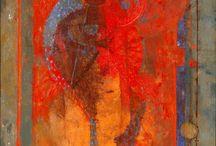 Vedic art / Schilderijen