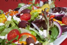 Salad / Salads made fresh daily