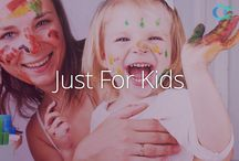 Just For Kids / Find more of the web's best #kids videos at Curiosity.com.