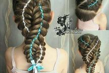peinados pra mi hija