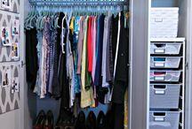 Closet Ideas / by Tiffany Beasley