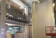 Construction & Build-out / Progressing along and on schedule...