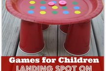 Activities for kids / Fab activities for kids of all ages.  Things to do with children