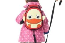 3D Animal Waterproof Kids Backpack with Leash
