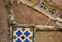 telgels leggen mozaiek