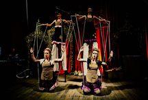 Dark Circus Burlesque / Ideas for a dark burlesque/variety show.  / by Cat Campbell