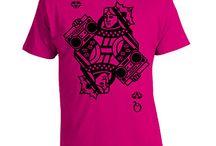 Estampas de camisetas - T-shirt prints