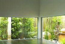 中庭 Garden